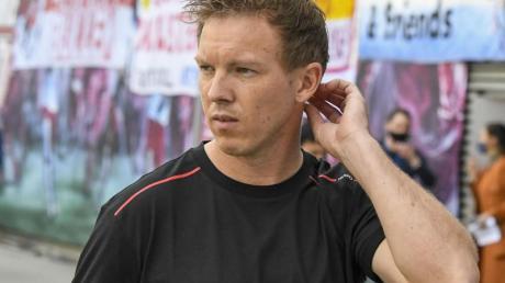 Kann sich den Bundestrainer-Job (irgendwann) durchaus vorstellen: RB-Coach Julian Nagelsmann.