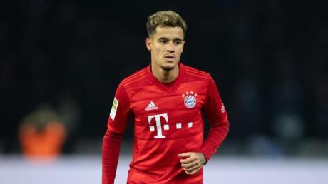 Kehrt zum Saisonabschluss in den Bayern-Kader zurück: Philippe Coutinho.