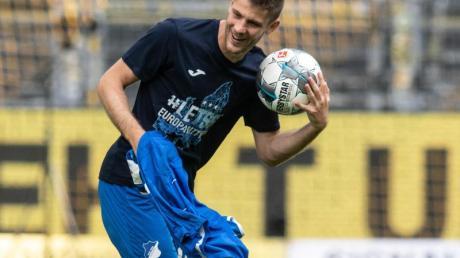 Schoss mit seinen vier Toren die TSG 1899 Hoffenheim direkt in die Europa League: Andrej Kramaric.