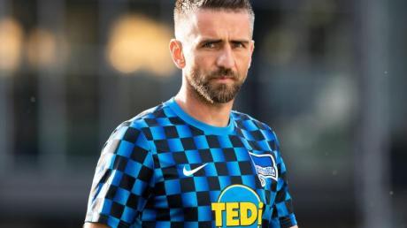 Würde gern bei Hertha BSC bleiben: Vedad Ibisevic.