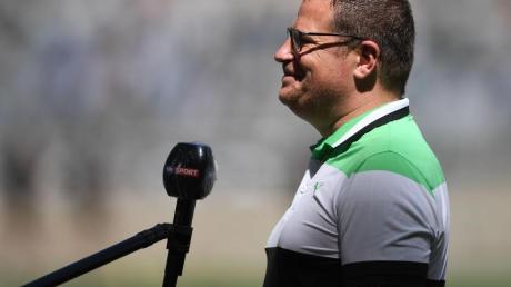 Sportchef Eberl plant bei Borussia Mönchengladbach keinen Transfer-Großangriff.
