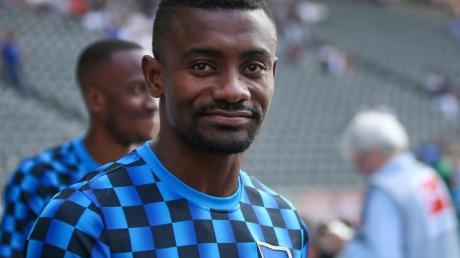 Steht wohl vor einem Wechsel zu Botafogo Rio de Janeiro: Salomon Kalou.