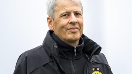Trainer Lucien Favre stellte beim BVB einen Punkterekord auf.