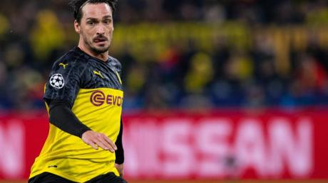 Auch BVB-Star Mats Hummels gehört dem Spieler-Bündnis an.
