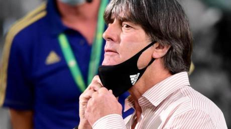 Freut sich über die Rückkehr von Leroy Sané in die Bundesliga: Bundestrainer Joachim Löw.