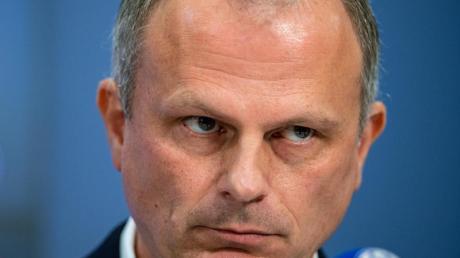 Jochen Schneider ist der Sportvorstand des FC Schalke 04.