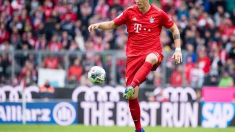 Hofft auf einen Einsatz in der Champions League: Bayern Münchens Niklas Süle.