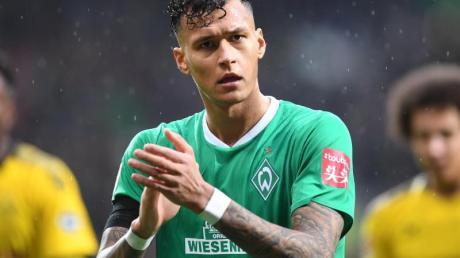 Bleibt nach dem Klassenerhalt bei Werder: Hertha-Leihgabe Davie Selke.