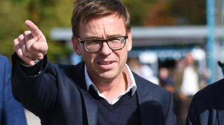 Will mit Arminia Bielefeld auch in der Bundesliga für Furore sorgen: Geschäftsführer Markus Rejek.