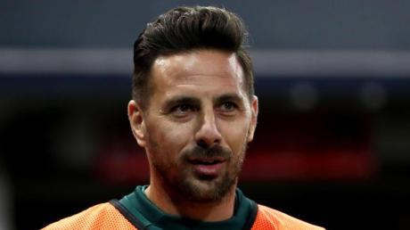 Beendet seine aktive Karriere: Claudio Pizarro.