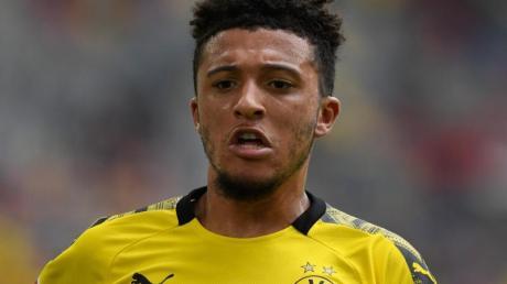 Könnte Borussia Dortmund bald verlassen: Jadon Sancho.
