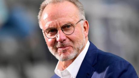 Hat nicht vor, durch Transfer die Konkurrenz zu schwächen: Bayern-Boss Karl-Heinz Rummenigge.