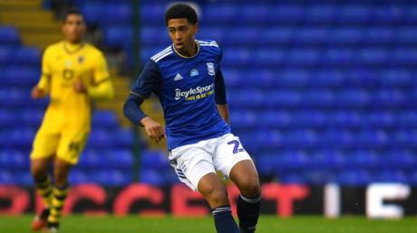 Jude Bellingham wechselt von Birmingham City zum BVB.
