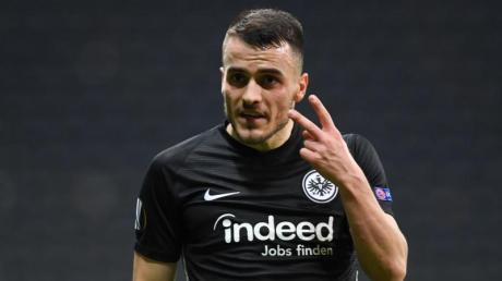 Filip Kostic steht bei Eintracht Frankfurt unter Vertrag.