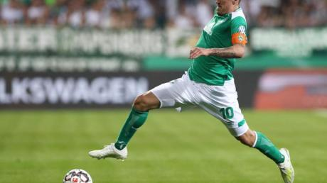 Spielte schon einmal erfolgreich für Werder: Max Kruse.