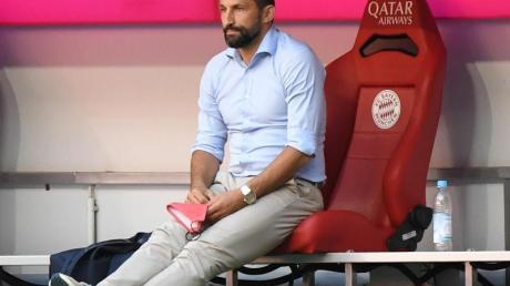 Stieg 2020 vom Sportdirektor zum Sportvorstand beim FC Bayern auf: Hasan Salihamidzic.