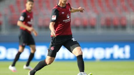Wechselt von Nürnberg zu Werder Bremen: Patrick Erras.