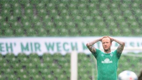 Bekommt bei Werder Bremen keinen neuen Vertrag:Philipp Bargfrede.