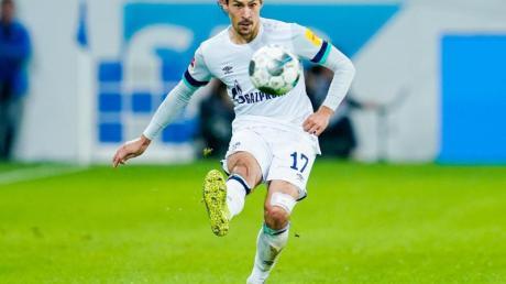 Bleibt beim FC Schalke 04: Benjamin Stambouli.