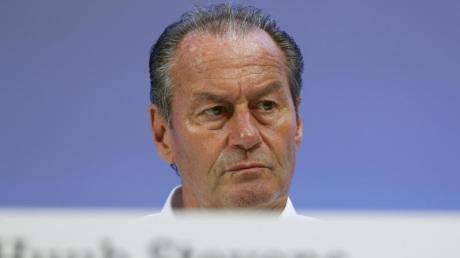 Übernimmt erneut den FC Schalke: Huub Stevens.