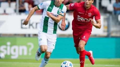 Arjen Robben (l) spielt jetzt für den FC Groningen.
