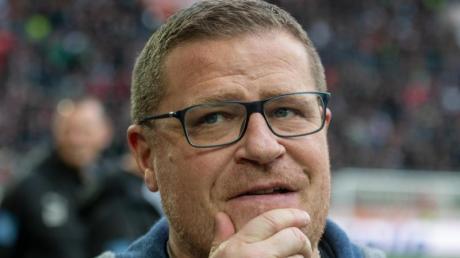Erklärt seine Stammspieler für unverkäuflich: Gladbach-Manager Max Eberl