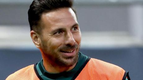 Claudio Pizarro wird Club-Botschafter des FC Bayern München.
