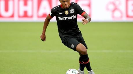 Ist zurück bei Bayer Leverkusen: Leon Bailey.