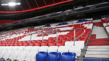 Der FCBayern München muss auf Zuschauer verzichten.