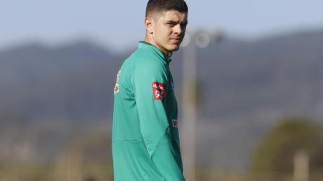 Bleibt bei Werder Bremen: Stürmer Milot Rashica.