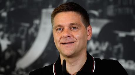 Glaubt nicht an einen Schalke-Abstieg: Union-Geschäftsführer Oliver Ruhnert.