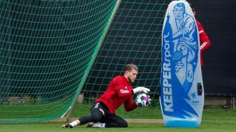 Union-Keeper Loris Karius hat sich im Training verletzt.