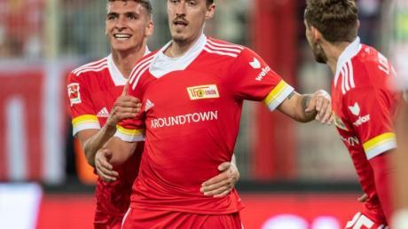 Stürmer Max Kruse trifft mit dem 1. FCUnion am fünften Bundesliga-Spieltag auf den 1. FCFreiburg.