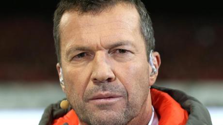 Hat die Entscheidung der Bayern begrüßt, das Vertragsangebot an David Alaba zurückzuziehen: Lothar Matthäus.