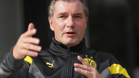 BVB-Sportdirektor Michael Zorc.
