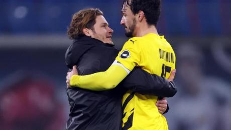 BVB-Trainer Edin Terzic kann wieder mit Mats Hummels planen.