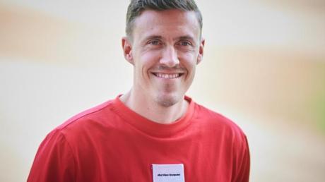 Max Kruse vom 1. FC Union Berlin unterstützt die Aktion «Auf eurer Seite».