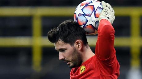 BVB-Keeper Roman Bürki ist wider fit.