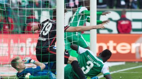 Der 23. Spieltag startet mit dem Freitagsspiel Werder Bremen gegen Eintracht Frankfurt, Tabellenzwölfter gegen Tabellenvierter.