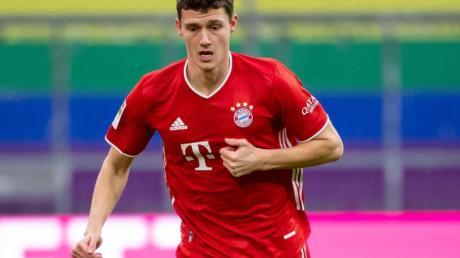 Benjamin Pavard nimmt nach seiner überstandenen Coronavirus-Infektionen seit Mittwoch wieder am Bayern-Training teil.