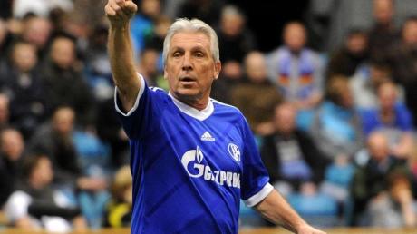 Erzielte insgesamt 268 Bundesliga-Treffer: Klaus Fischer.