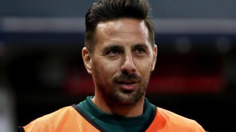 Claudio Pizarro stürmte unter anderem für Werder Bremen und den FC Bayern München.