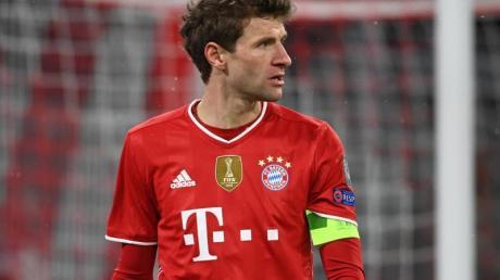 Bayern-Star Thomas Müller schließt nicht aus, noch einmal für einen anderen Verein als den FCBayern München zu spielen.