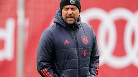 Sorgt sich nicht um die mentale Fitness der bayerischen Nationalspieler: Trainer Hansi Flick.