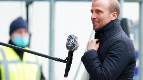 Stellt sein eigenes Ego hinter an: Hoffenheim-Coach Sebastian Hoeneß.