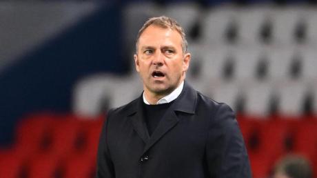 Hansi Flick wird als heißer Kandidat für die Nachfolge von Bundestrainer Joachim Löw gehandelt.