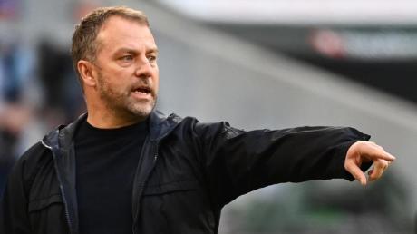 Nachdem die Trennung vom FC Bayern feststeht, ist Hansi Flick deutlich sanftmütiger geworden.