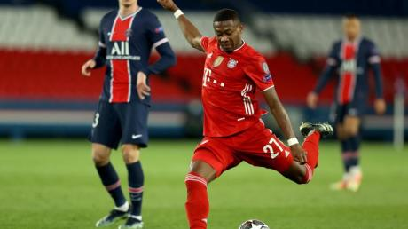 Soll sich mit Real Madrid einig sein: Bayern-Verteidiger David Alaba.