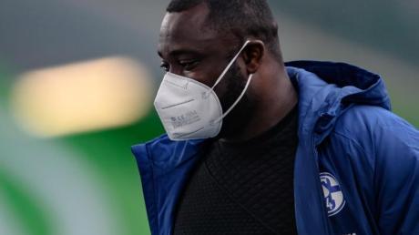 Reagierte sehr emotional auf den Schalker Abstieg: Gerald Asamoah.