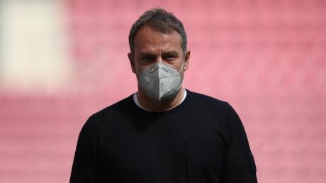 Will den FC Bayern nach Saisonende verlassen: Trainer Hansi Flick.